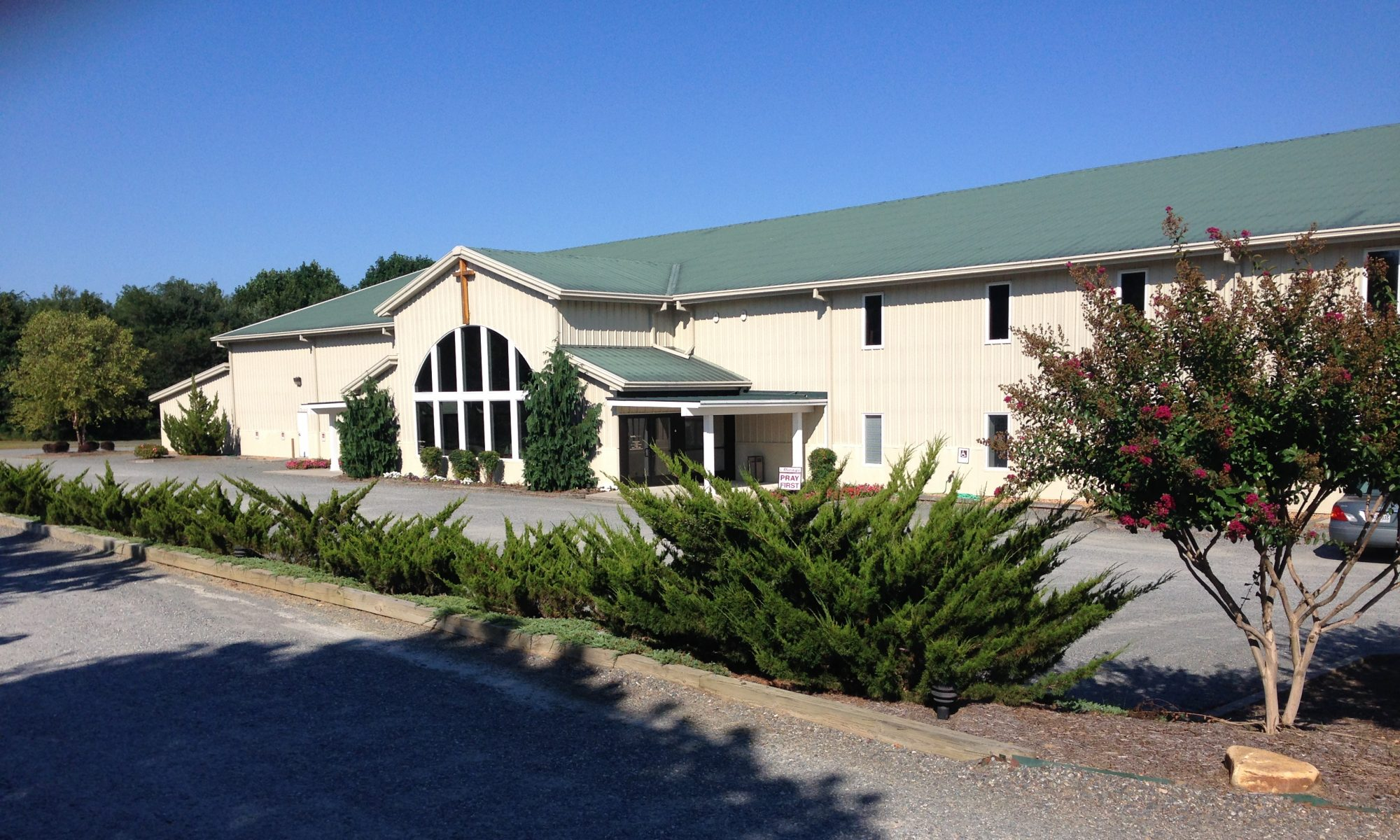 WHITE STONE CHURCH OF THE NAZARENE